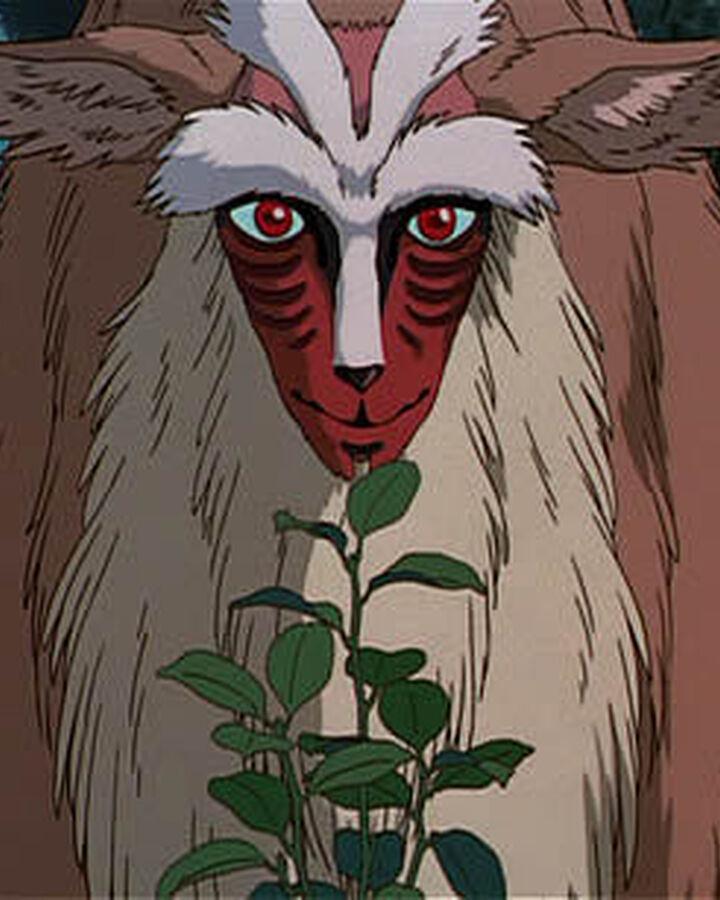 Forest Spirit Ghibli Wiki Fandom
