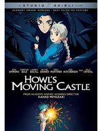 Howls Moving Castle DVD GKids