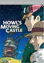 Howls Moving Castle Limited DVD StudioCanal