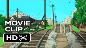 The Wind Rises Movie CLIP - Earthquake (2014) - Studio Ghibli Movie HD