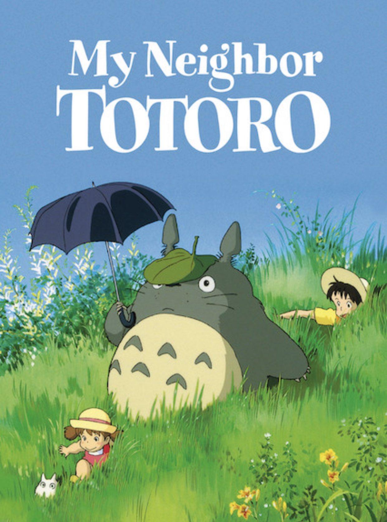 My Neighbor Totoro Ghibli Wiki Fandom