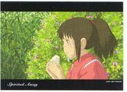 Spirited Away MEMORIAL BOX Postcard 1