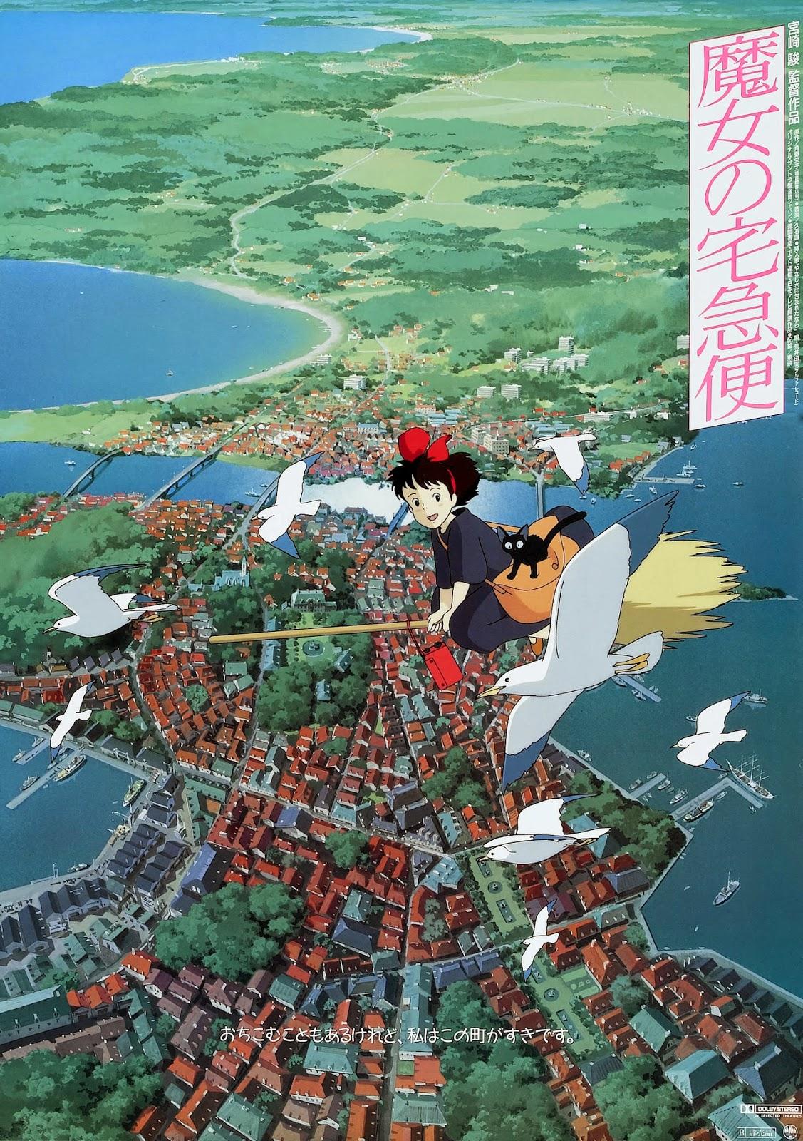 Kiki's Delivery Service | Ghibli Wiki | FANDOM powered by Wikia