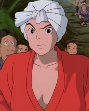 Toki Princess Mononoke Ghibli Wiki Fandom