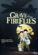 Grave of Fireflies DVD ADVF