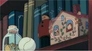 Kiki - Totoro Easter Egg