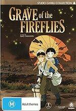Grave of Fireflies DVD MM