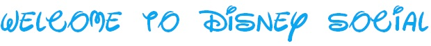 Welcome To Disney Social