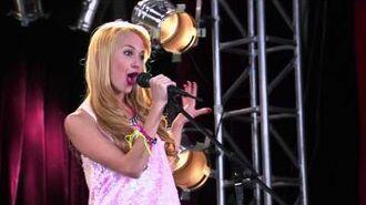 Violetta - Ludmila canta ¨Alcancemos las estrellas¨