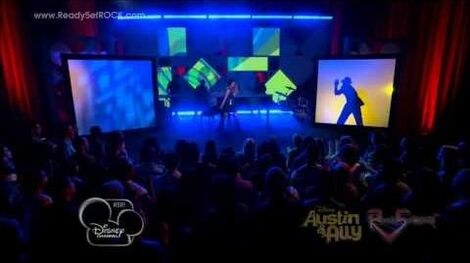 Ally Dawson (Laura Marano) - The Me That You Don't See HD