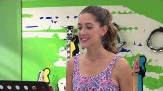 Violetta Angie canta ¨Algo Se Enciende¨ (Ep 46 Temp 2)