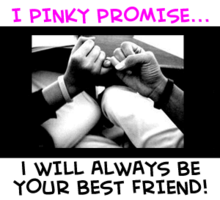 Pinky Promise.Gif