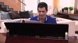 Violetta Germán canta y toca el piano (Ep 62 Temp 2)