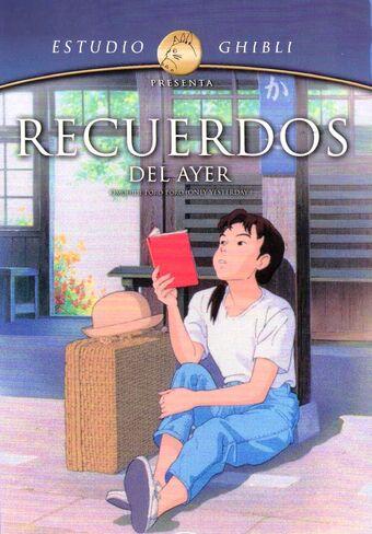 Recuerdos del ayer | Wiki Studio Ghibli | Fandom