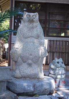 Kincho statue