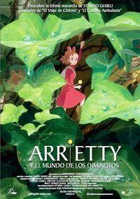 Arriety poster ESP