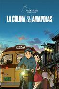 La colina de las amapolas póster español