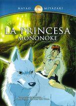 Portada Princesa Mononoke ESP