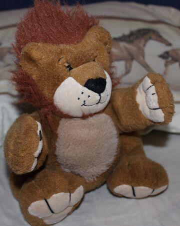Scary Squeeze Stuffed Animals, Aslan Stuffed Friends Wikia Fandom