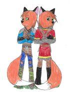 Dagur&Arthur redraw