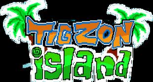 Tigzon Island logo