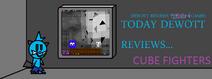 Dewott Reviews... Cube Fighters!