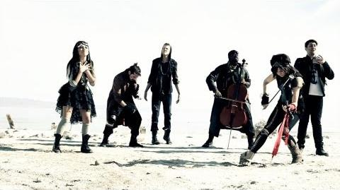 Official Video Radioactive - Pentatonix & Lindsey Stirling (Imagine Dragons cover)