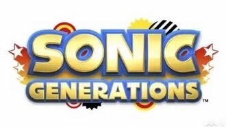 Sonic Generations Official Gameplay Trailer