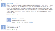 BEST COMMENTS EVER