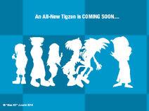 New Tigzon -in silhouette form