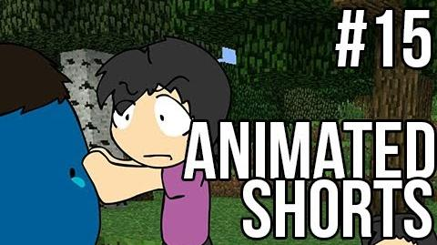 Sly's Animated Shorts Ep.15 Minecraft Daily LandWhales!