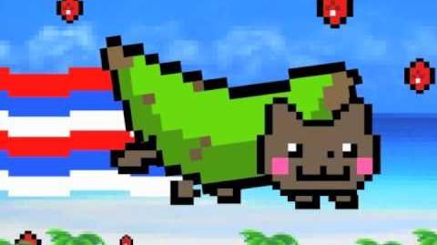 DOMINICAN NYAN CAT