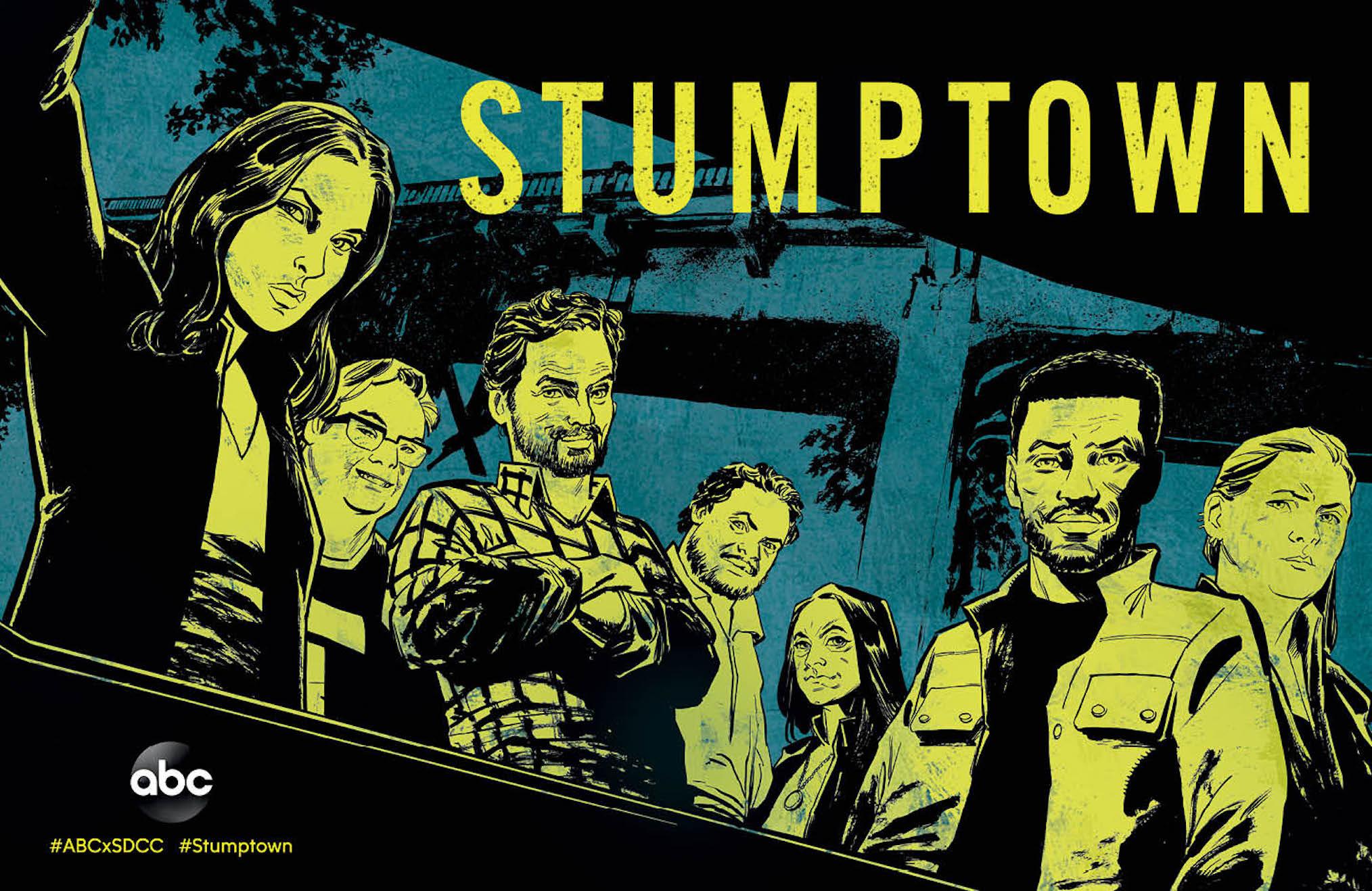 Family Ties Stumptown Wiki Fandom