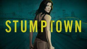 Stumptown promo title