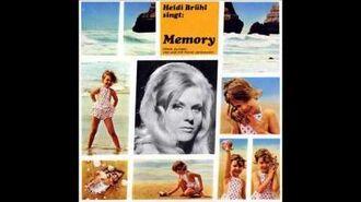 Heidi Brühl - Memory (Denk Zurück)