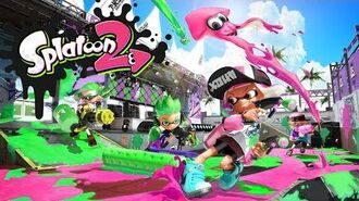 Splatoon 2 Level 2 (Single Player Campaign)