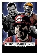 Stupid mario bros session 5 poster by tom inad ous-d4xtgg5