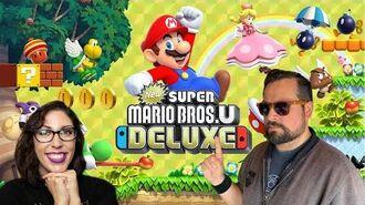 Super Mario Bros Nintendo Switch Lets Play!