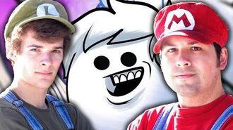Stupid Mario Brothers, Oney Plays, & RichAlvarez in 2020