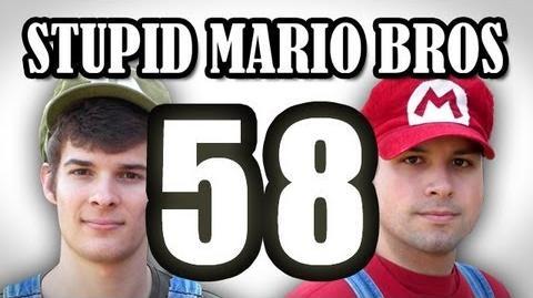 Stupid Mario Brothers - Episode 58