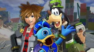 Kingdom Hearts 3 gets Monsters INC Trailer! - VGT