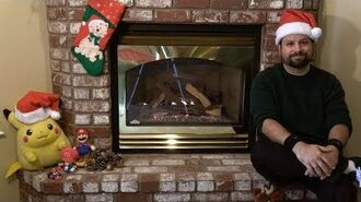 The Yule Log Christmas Fireplace Rich Alvarez Experience! (10 Hour Loop)