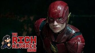 Ezra Miller FLASH Movie NOT HAPPENING At DC And Warner Bros