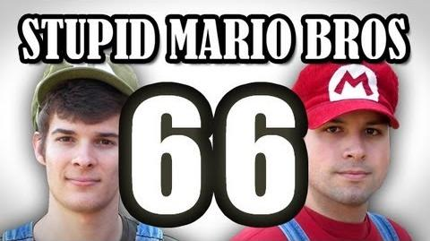 Stupid Mario Brothers - Episode 66