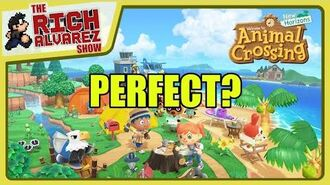 Is Animal Crossing NEW HORIZONS The Perfect Animal Crossing? - Nintendo Switch Game
