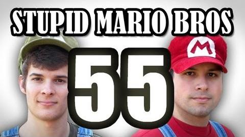Stupid Mario Brothers - Episode 55