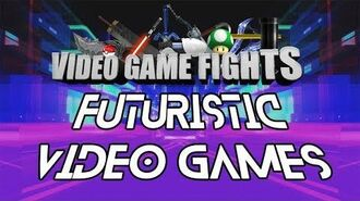 Games of The Future! - VIDEO GAME FIGHTS!