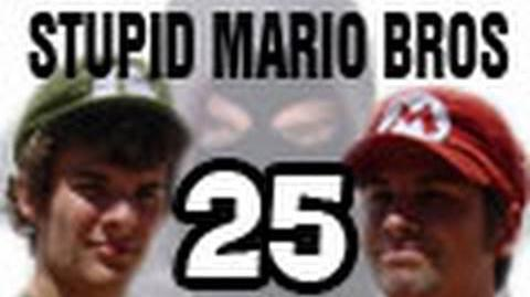 Stupid Mario Brothers - Episode 25