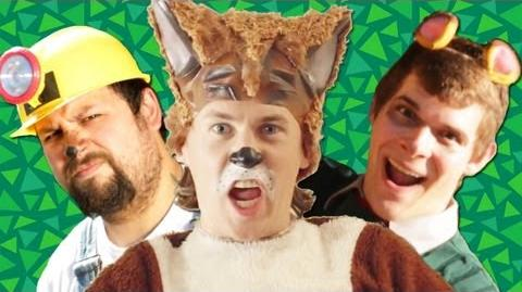File history  sc 1 st  Stupid Mario Brothers Wiki - Fandom & Video - Ylvis - The Fox Music Video - Animal Crossing Mayor The Fox ...
