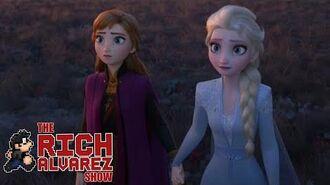 "New ""Frozen 2"" Trailer Reveals Darker Tone and Elsa's Origin"